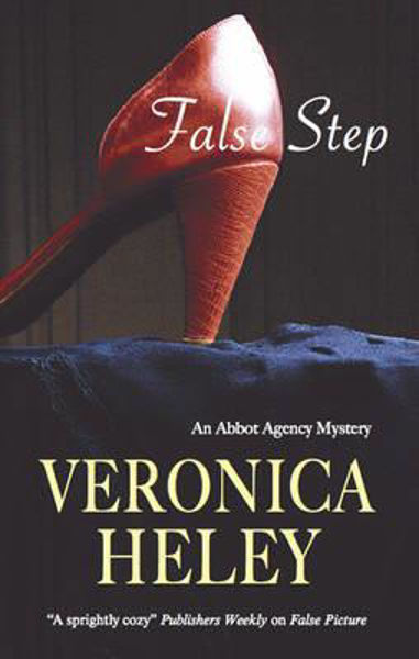 Picture of ABBOT AGENCY MYSTERY/FALSE STEP