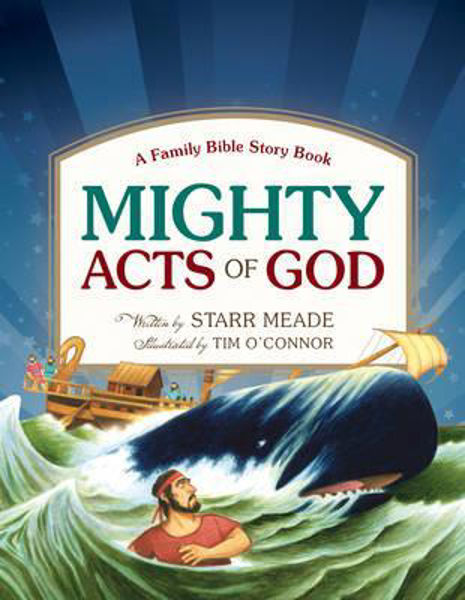 Picture of MIGHTY ACTS of GOD