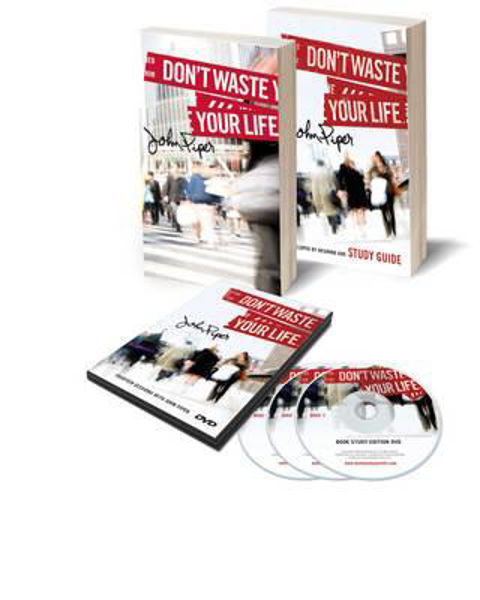 Picture of DONT WASTE YOUR LIFE STUDY KIT + DVD