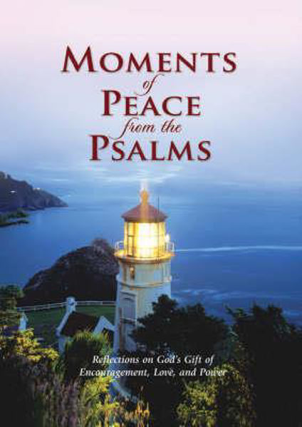 Picture of MOMENTS OF PEACE FROM THE PSALMS