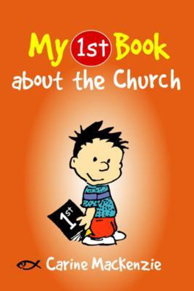 Picture of MY 1st BOOK ABOUT THE CHURCH