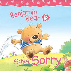 Picture of BENJAMIN BEAR SAYS SORRY