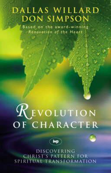 Picture of REVOLUTION OF CHARACTER
