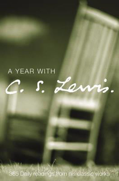 Picture of A YEAR WITH C S LEWIS