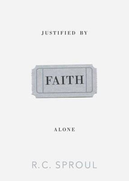 Picture of JUSTIFIED BY FAITH