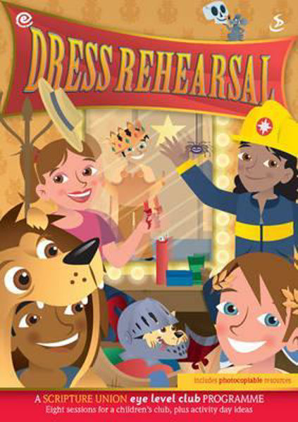 Picture of DRESS REHEARSAL Programme book