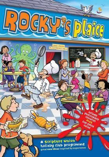 Picture of ROCKY'S PLAICE Programme book