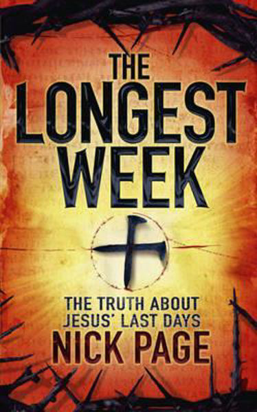 Picture of THE LONGEST WEEK Pbk
