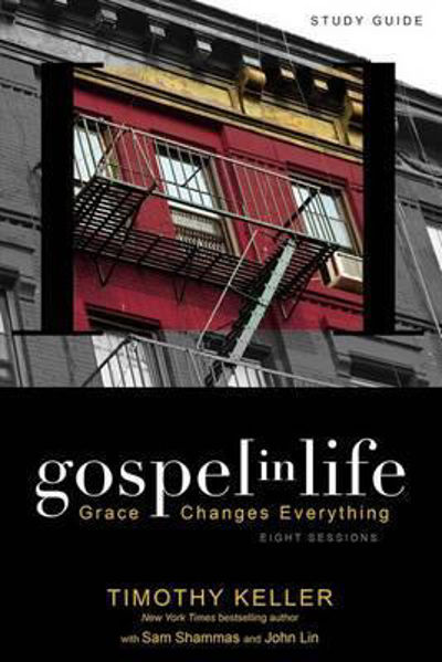 Picture of GOSPEL IN LIFE:Grace changes Book