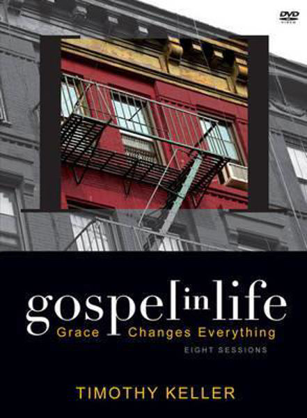Picture of GOSPEL IN LIFE: Grace changes DVD study