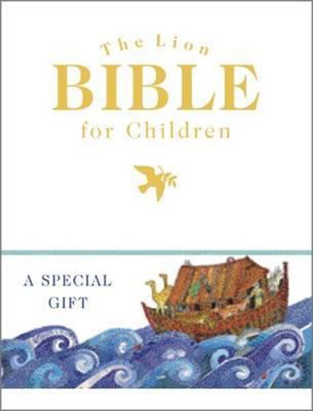 Picture of THE LION BIBLE FOR CHILDREN