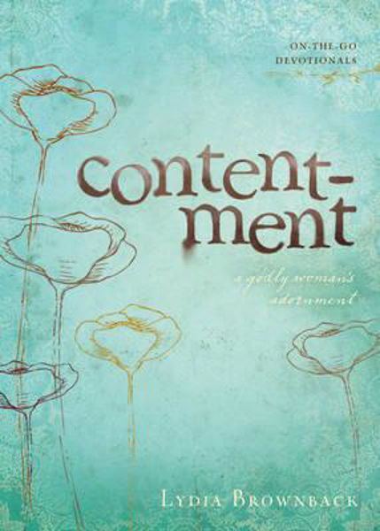 Picture of ON THE GO DEVOTIONALS/CONTENTMENT