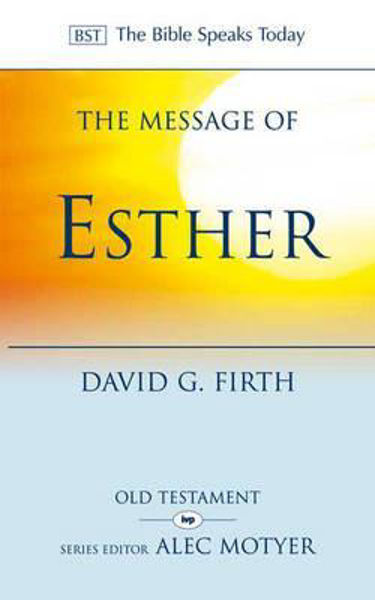Picture of BST/MESSAGE OF ESTHER