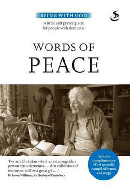 Picture of BEING WITH GOD/WORDS OF PEACE