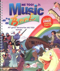 Picture of ME TOO MUSIC BOOK