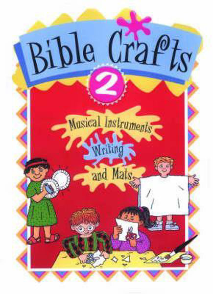 Picture of BIBLE CRAFTS 2