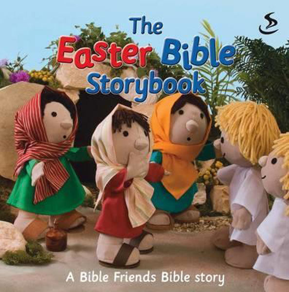 Picture of THE EASTER BIBLE STORYBOOK