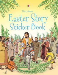 Picture of EASTER STORY STICKER BOOK