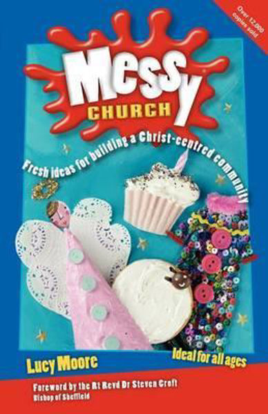 Picture of MESSY CHURCH/#1 BOOK 1