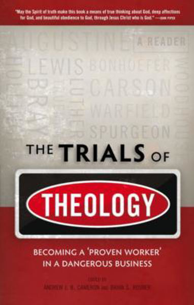 Picture of THE TRIALS OF THEOLOGY