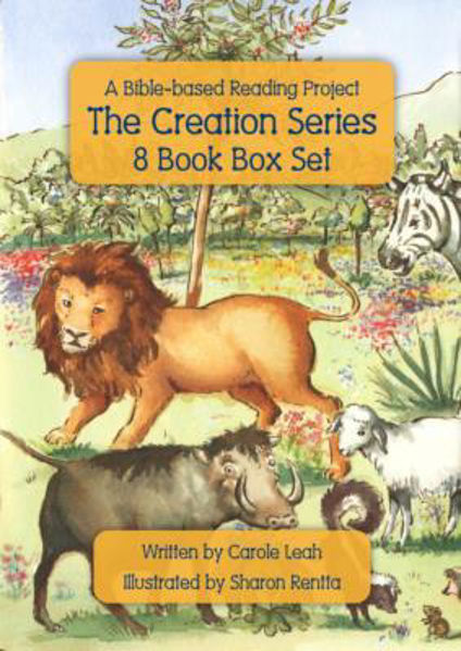Picture of THE CREATION SERIES 8 BOOK SET