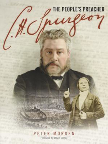 Picture of C H SPURGEON The People's Preacher Book