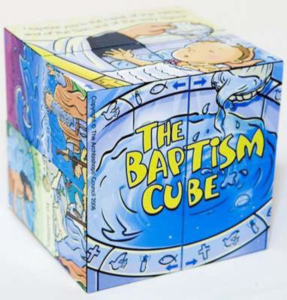 Picture of THE BAPTISM CUBE