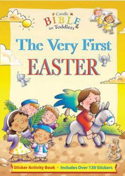 Picture of CBT/THE VERY FIRST EASTER STICKER BOOK