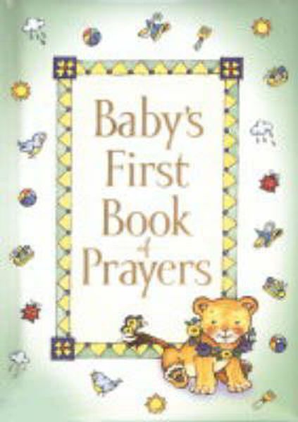 Picture of BABY'S FIRST BOOK OF PRAYERS