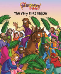 Picture of BEGINNERS BIBLE/THE VERY FIRST EASTER
