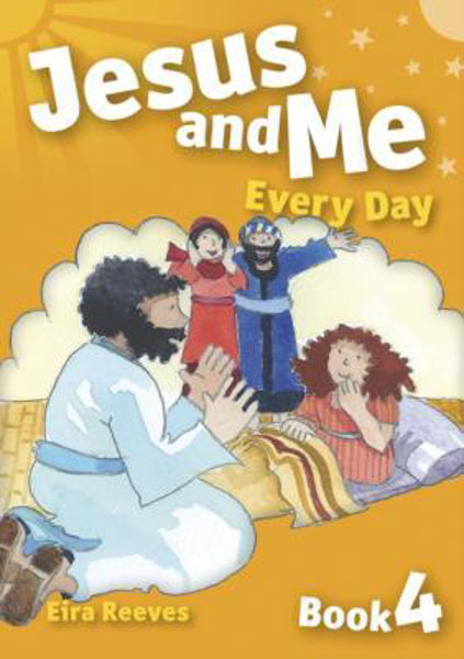 Picture of JESUS AND ME EVERY DAY/#4 BOOK4