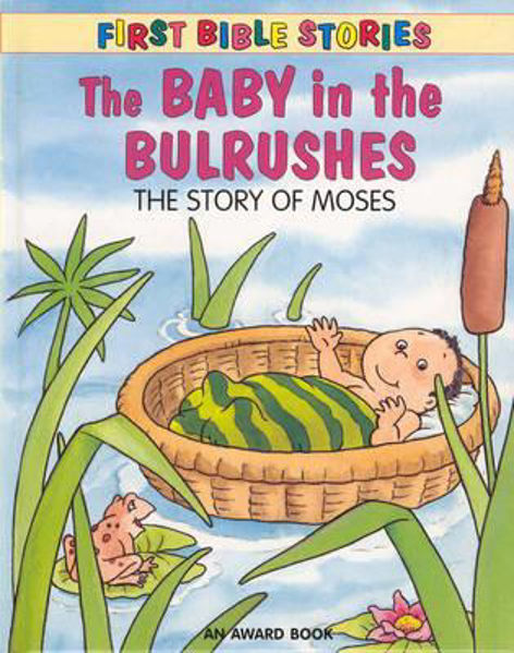 Picture of THE BABY IN THE BULRUSHES