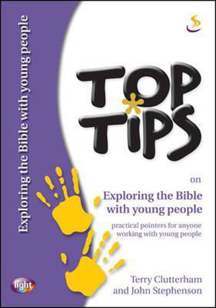 Picture of TOP TIPS/EXPLORING THE BIBLE YOUNG PEOPL