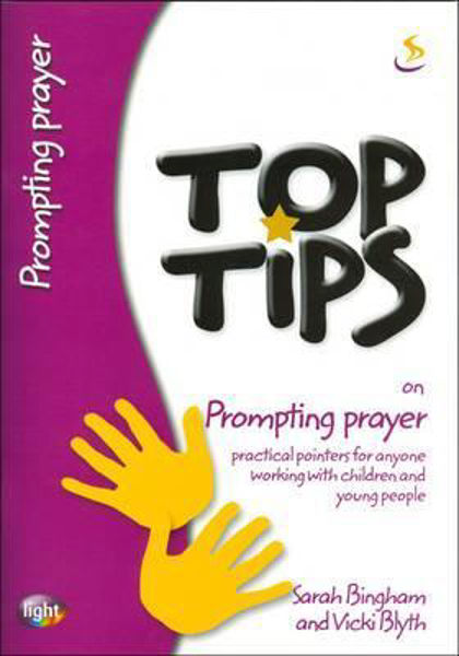 Picture of TOP TIPS/PROMPTING PRAYER