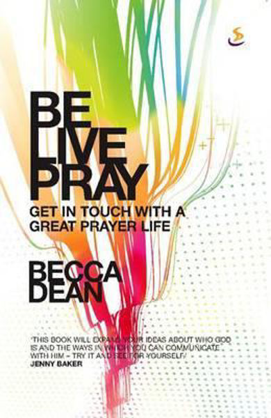 Picture of BE LIVE PRAY