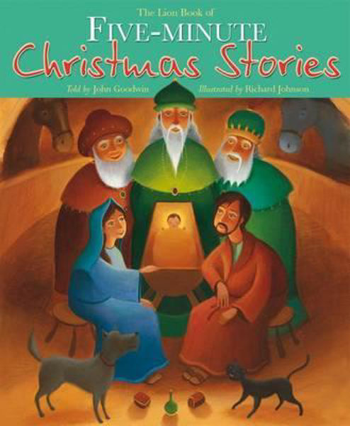 Picture of LION FIVE MINUTE CHRISTMAS STORIE