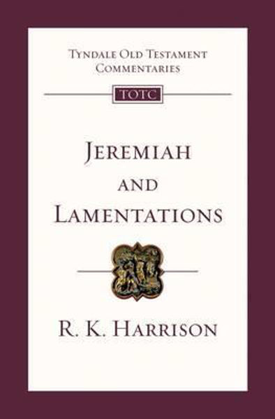 Picture of TYNDALE TOTC/#21 JEREMIAH LAMENTATIONS