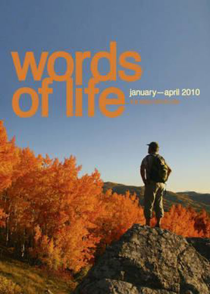 Picture of WORDS OF LIFE JAN-APR 2010