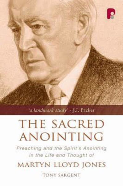 Picture of THE SACRED ANOINTING - LLOYD JONES