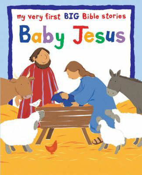 Picture of MY VERY FIRST BIG BOOK/BABY JESUS