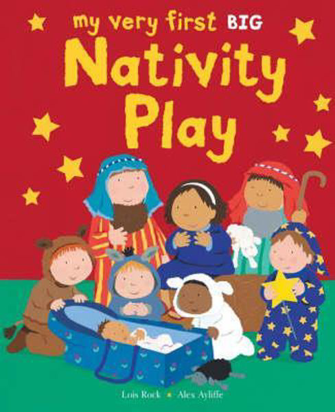 Picture of MY VERY FIRST BIG BOOK/NATIVITY PLAY