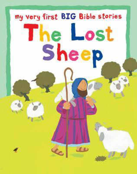 Picture of MY VERY FIRST BIG BOOK/THE LOST SHEEP