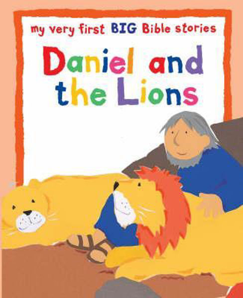 Picture of MY VERY FIRST BIG BOOK/DANIEL AND LIONS