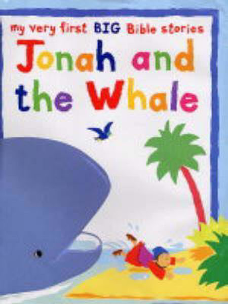 Picture of MY VERY FIRST BIG BOOK/JONAH AND WHALE