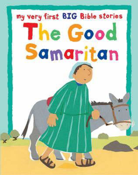 Picture of MY VERY FIRST BIG BOOK/GOOD SAMARITAN