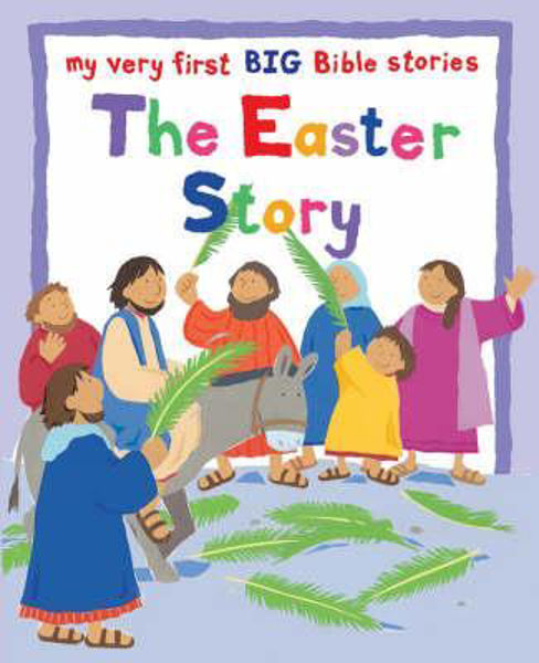 Picture of MY VERY FIRST BIG BOOK/THE EASTER STORY