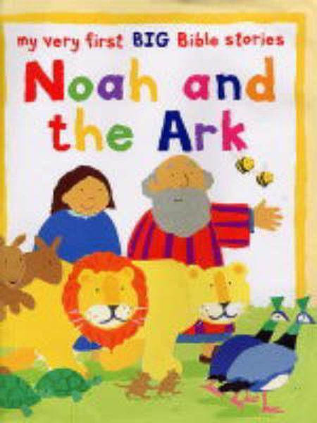 Picture of MY VERY FIRST BIG BOOK/NOAH AND THE ARK
