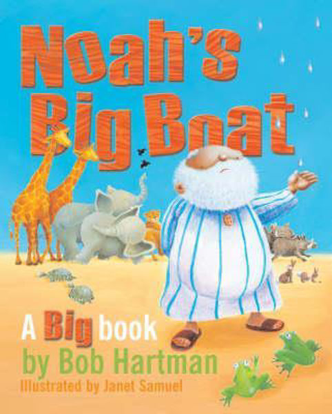 Picture of NOAH'S BIG BOAT