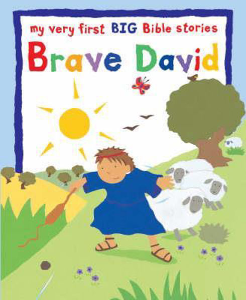 Picture of MY VERY FIRST BIG BOOK/BRAVE DAVID