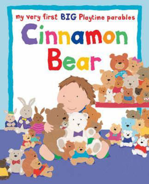 Picture of MY VERY FIRST BIG BOOK/CINNAMON BEAR